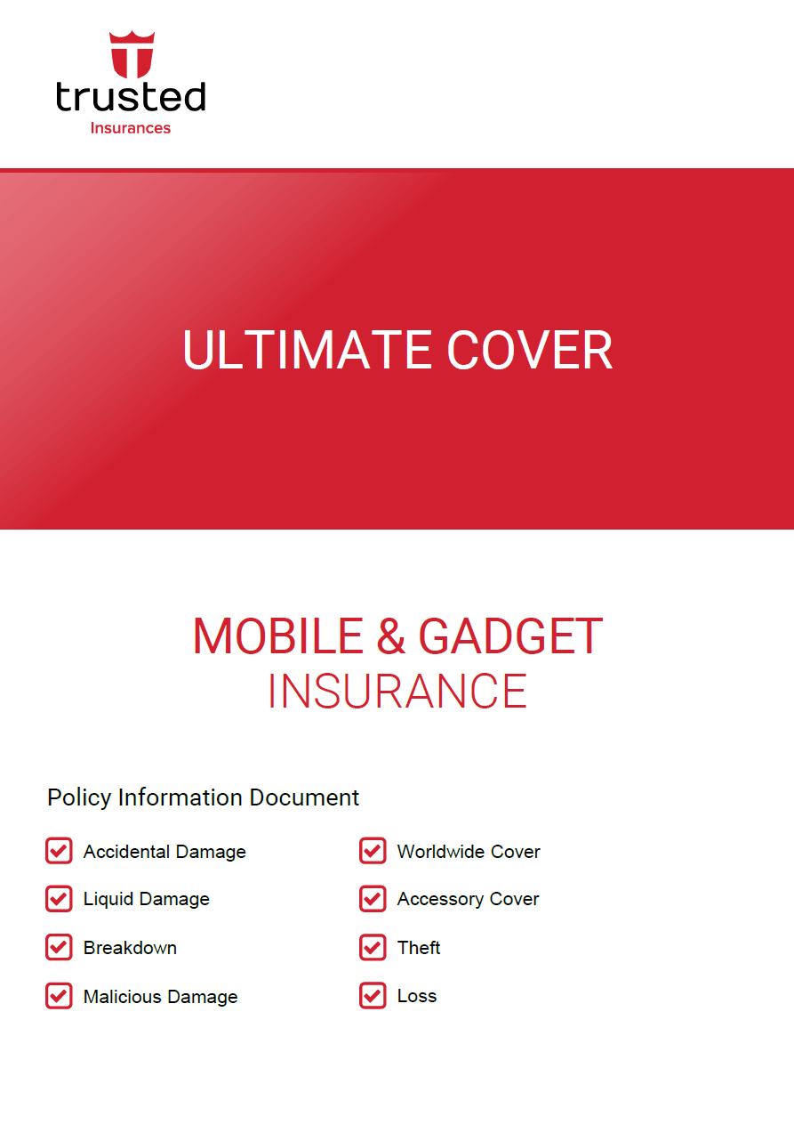 Policy Document - Ultimate Cover